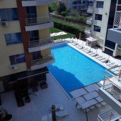 Отель Elizabeth Apartments Болгария, Поморие - отзывы, цены и фото номеров - забронировать отель Elizabeth Apartments онлайн балкон