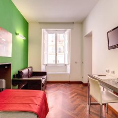 Отель Residenza Borghese 3* Стандартный номер с различными типами кроватей фото 2