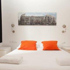 Отель Aspasios Verdi Apartments Испания, Барселона - отзывы, цены и фото номеров - забронировать отель Aspasios Verdi Apartments онлайн комната для гостей фото 3