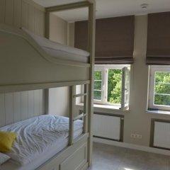 Five Point Hostel Кровать в общем номере с двухъярусной кроватью фото 5