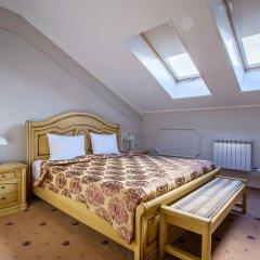 Гостиница Губернаторъ 3* Стандартный номер двуспальная кровать фото 11