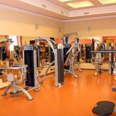 Гостиница Атлантида Спа фитнесс-зал фото 4
