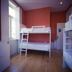Best Guest Porto Hostel Кровать в общем номере двухъярусные кровати фото 7