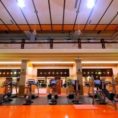 Серин отель Баку фитнесс-зал фото 3