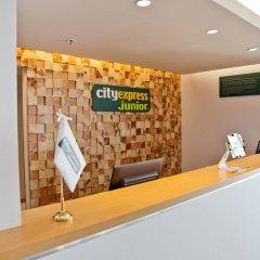Отель City Express Junior Cancun Мексика, Канкун - отзывы, цены и фото номеров - забронировать отель City Express Junior Cancun онлайн интерьер отеля