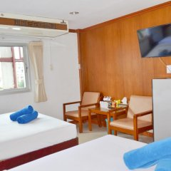 Отель Bangkok Condotel 3* Стандартный номер с различными типами кроватей фото 2