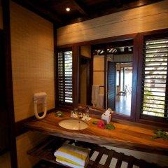 Отель Maitai Rangiroa 3* Бунгало с различными типами кроватей