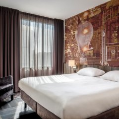 Hampshire Hotel - Crown Eindhoven 4* Номер Комфорт с двуспальной кроватью
