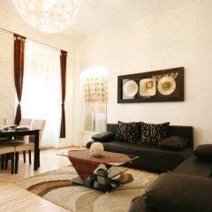 Апартаменты City Center Luxury Apartments Вена комната для гостей