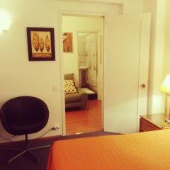 Отель A Ponte - Saldanha 2* Стандартный номер с 2 отдельными кроватями фото 2