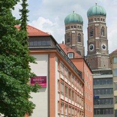 Mercure Hotel München Altstadt 3* Стандартный номер с различными типами кроватей фото 4