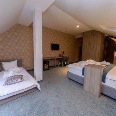 Отель Mint Garni 4* Стандартный номер с двуспальной кроватью фото 5