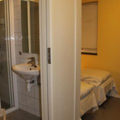Bodø Hostel Стандартный номер с различными типами кроватей фото 4