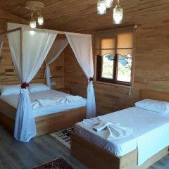 Отель Cirali Flora Pension 3* Стандартный номер с двуспальной кроватью фото 2