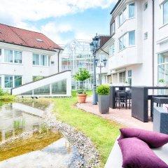 Отель Leonardo Hamburg Airport Гамбург фото 3