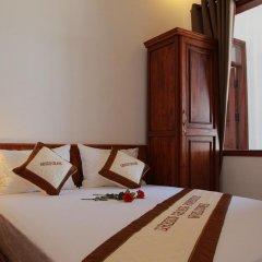 Отель Green Grass Homestay 2* Стандартный номер с двуспальной кроватью фото 2