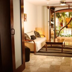 Отель Acanto Playa Del Carmen, Trademark Collection By Wyndham 4* Люкс фото 9