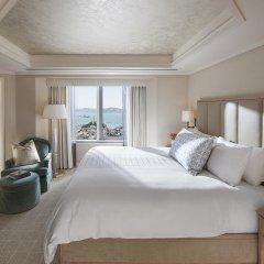 Отель Loews Regency San Francisco 5* Улучшенный номер с различными типами кроватей фото 8