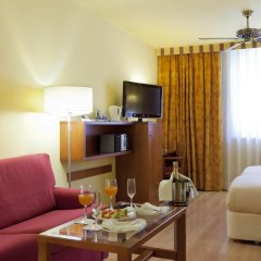 Senator Barcelona Spa Hotel 4* Улучшенный номер с различными типами кроватей фото 6