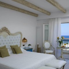 Отель Mitsis Laguna Resort & Spa 5* Номер Twin с видом на сад с различными типами кроватей