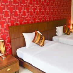 Lub Sbuy House Hotel 3* Номер Делюкс с различными типами кроватей фото 16
