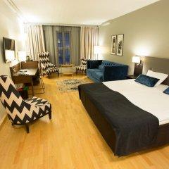 Отель Scandic Grand Marina 4* Улучшенный номер фото 8