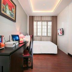 Quoc Hoa Premier Hotel 4* Улучшенный номер разные типы кроватей фото 7
