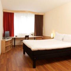 Отель ibis Budapest City 3* Стандартный номер с различными типами кроватей фото 4