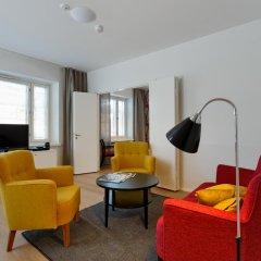 Отель Forenom Serviced Apartments Helsinki Kruununhaka Финляндия, Хельсинки - 2 отзыва об отеле, цены и фото номеров - забронировать отель Forenom Serviced Apartments Helsinki Kruununhaka онлайн комната для гостей фото 7