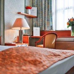 Отель Best Living Hotel AROTEL Германия, Нюрнберг - отзывы, цены и фото номеров - забронировать отель Best Living Hotel AROTEL онлайн комната для гостей фото 2