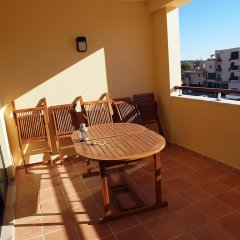 Отель Terraços De Vilamoura T2 балкон