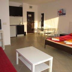 Отель Aparthotel Cote D'Azure 3* Студия Эконом с различными типами кроватей фото 13