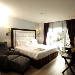 Отель Sukhumvit Suites 3* Улучшенный номер с различными типами кроватей фото 5