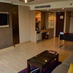 Отель Ramada Plaza by Wyndham Bangkok Menam Riverside 5* Номер Делюкс с двуспальной кроватью фото 6