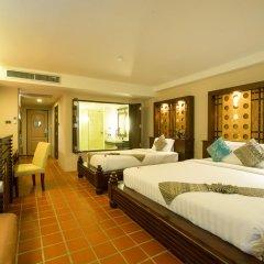Отель Aonang Princeville Villa Resort and Spa 4* Семейный номер Делюкс с двуспальной кроватью фото 17