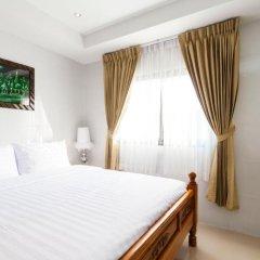 Отель VITS Patong Dynasty 3* Улучшенный номер двуспальная кровать фото 6