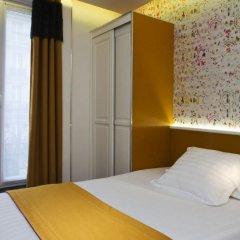 Отель Moderne St Germain 3* Улучшенный номер с различными типами кроватей фото 4