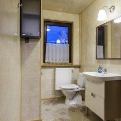 Отель Willa u Adama Польша, Закопане - отзывы, цены и фото номеров - забронировать отель Willa u Adama онлайн ванная