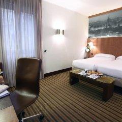 Отель Starhotels Ritz 4* Представительский номер с различными типами кроватей фото 2