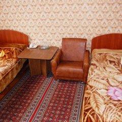 Гостиница Жовтневый 2* Номер Эконом разные типы кроватей фото 3