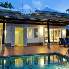 Отель Anyavee Tubkaek Beach Resort 4* Вилла с различными типами кроватей фото 3