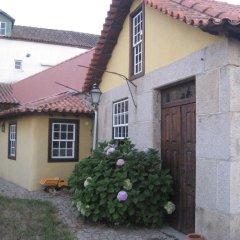 Отель Solar dos Correia Alves вид на фасад