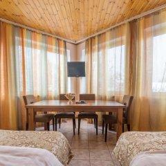 Гостиница Норд Стар 3* Стандартный семейный номер с двуспальной кроватью фото 3