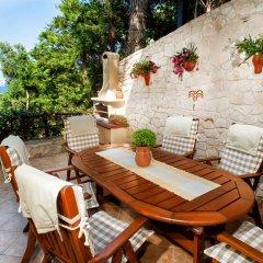 Отель Villa Pefkohori Греция, Пефкохори - отзывы, цены и фото номеров - забронировать отель Villa Pefkohori онлайн питание фото 2