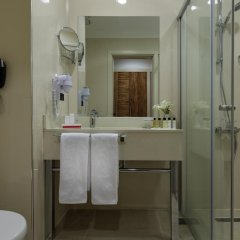 Ramada by Wyndham Cappadocia Турция, Ортахисар - отзывы, цены и фото номеров - забронировать отель Ramada by Wyndham Cappadocia онлайн ванная фото 2