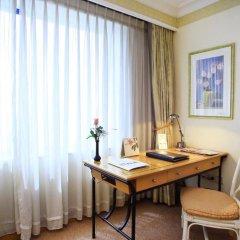 Hanoi Daewoo Hotel 5* Номер Делюкс двуспальная кровать фото 3