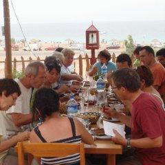 Отель Bedouin Garden Village питание