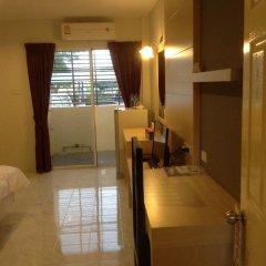 Апартаменты Grand ESIE Service Apartment ванная