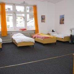 Rixpack Hostel Neukölln Кровать в общем номере с двухъярусной кроватью фото 19