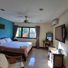 Отель Barracuda Guesthouse Номер Делюкс с различными типами кроватей фото 8